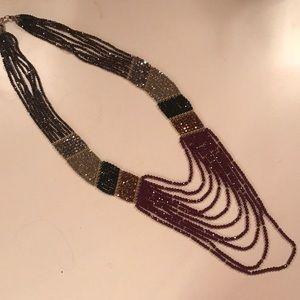 Nakamol Beaded strand necklace